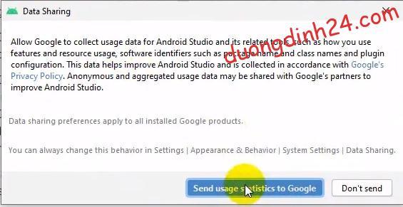cai android studio buoc 6